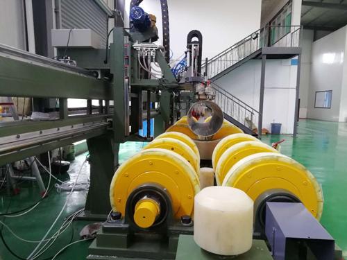 多tong道直缝钢管自动hua无损探伤宝yun来国际注册