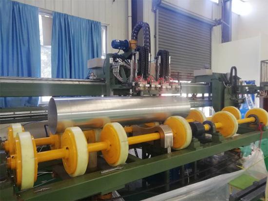 超声波无缝钢管自动化探shangjian测宝运来guoji注册